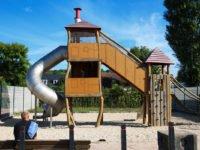 Aire de jeux du camping la Vallée de Deauville