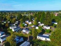 Camping 5 étoiles à Deauville