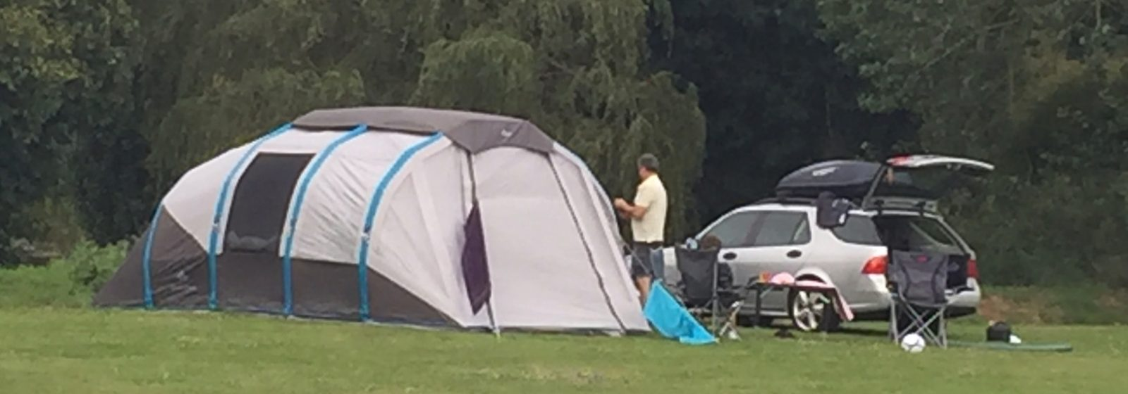 Emplacement camping Deauville