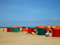 Camping proche de la plage de Deauville